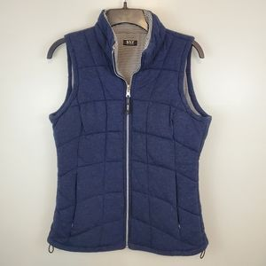Marc New York Reversible Puffer Vest Medium